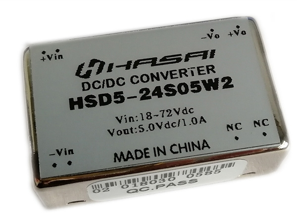DC-DC电源模块HSB.HSD3-5W系列