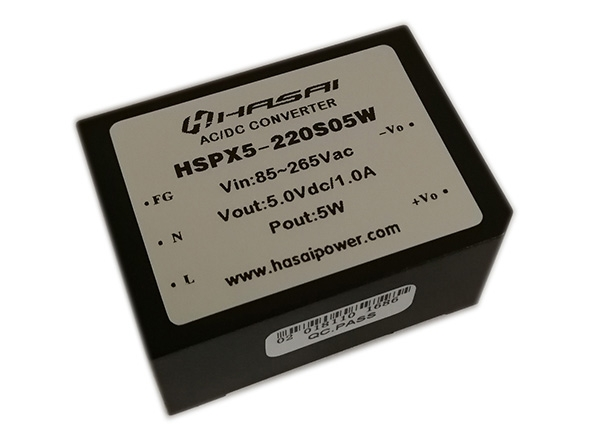 AC-DC电源模块HSP3.HSPX5W系列