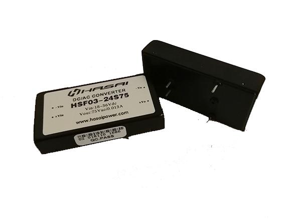 DC-AC方波铃流电源模块 HSF1-3W系列