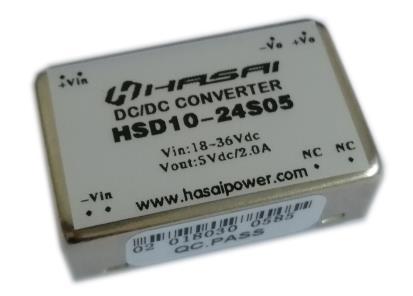DCDC电源模块隔离稳压HSD10W系列