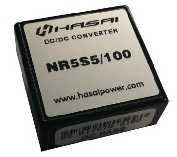 DCDC电源模块隔离稳压NR1.3.5W定电压系列