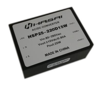 ACDC电源模块隔离稳压HSP20~40W系列