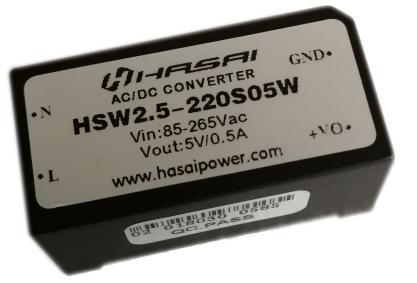 天津ACDC电源模块隔离稳压HSW3W系列