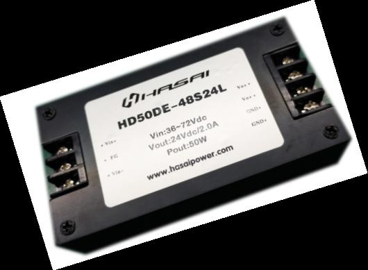 常熟DCDC便装电源模块隔离稳压HD40-60WG系列