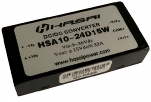 DCDC电源模块隔离稳压HSA10-16W系列
