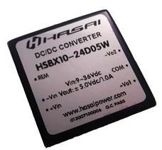 DCDC电源模块隔离稳压HSBX10-15W系列
