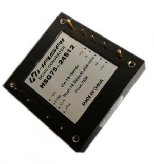 DCDC电源模块隔离稳压HSG50-200W系列