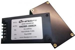 ACDC便装电源模块隔离稳压HA20-30WF系列