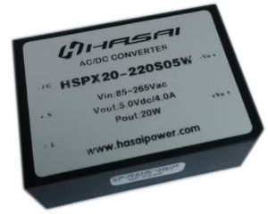 ACDC电源模块隔离稳压HSPX20W系列